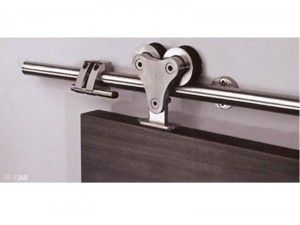 Bolibar puertas correderas de madera de 240kg gu as - Herrajes para puertas correderas ...
