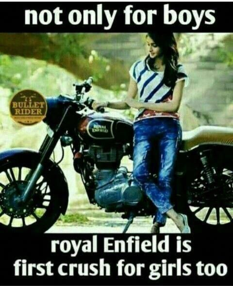 Pin By Varshjenny On Status In 2020 With Images Royal Enfield