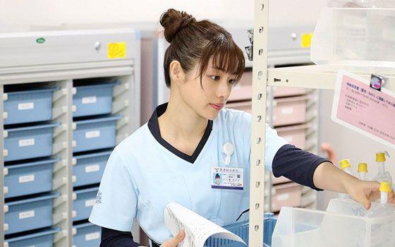 病院 薬剤師 処方箋 の アンサング シンデレラ