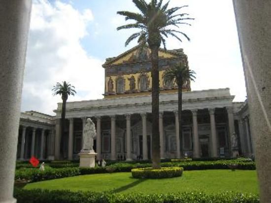 Rome: Abbazia di San Paolo Fuori Le Mura - TripAdvisor