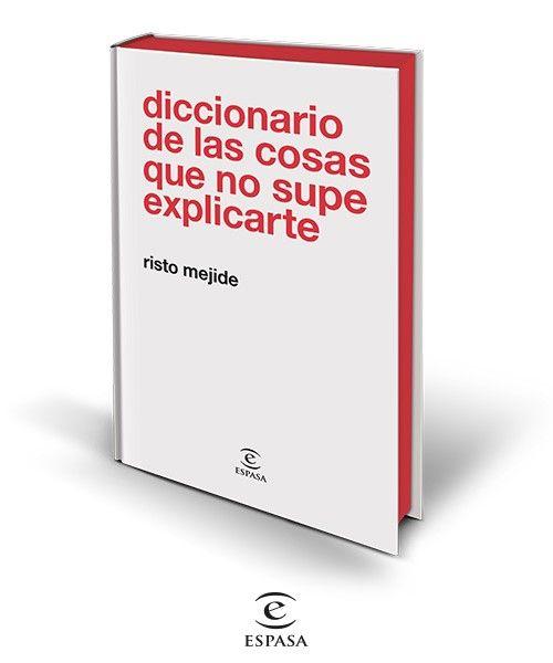 Brand Day Diccionario De Las Cosas Que No Supe Explicarte