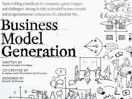 """""""Business Model Generation,"""" by Alexander Osterwalder  Entrepreneurs swear by this """"handbook for visionaries, game changers and challengers."""" As traditional business models are being disrupted, it's essential for today's entrepreneurs to create new models in order to gain a competitive advantage.   Read more about Alexander Osterwalder's """"Business Model Generation."""""""
