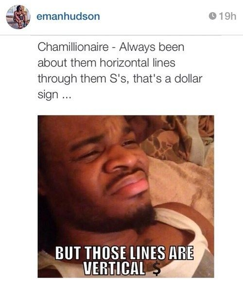 Emanhudson Is Doing God S Work And Fact Checking All The Rappers Out There Funny Internet Memes Hilarious Memes