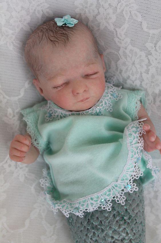 Newborns Mermaids And Nurseries On Pinterest