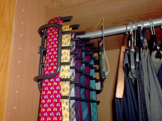 Boholmen Dish Drainer Repurposed As Tie Rack Ikea Hacks Pinterest Hackers And