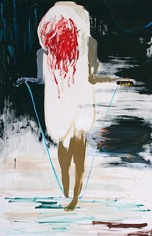 YOUJIN YI | WORK | Paintings