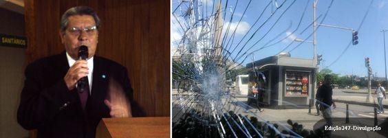 Violência em protestos gera dano de R$ 1,3 bi ao RJ | Brasil 24/7
