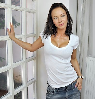 Zuzka Light Jeans jeans & tee - Zuza...