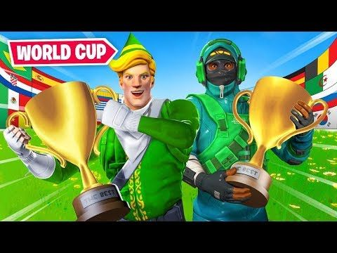 Video Qualifying For The Fortnite World Cup Video Game News Epic Games Fortnite Classic Video Games