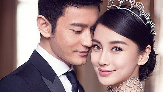 Meet Angelababy, the Chinese Kim K Who Had a $31 Million Wedding: We've covered some pretty over-the-top celebrity weddings here on POPSUGAR, but that didn't even prepare us for the $31 million nuptials between Angelababy and Huang Xiaoming.