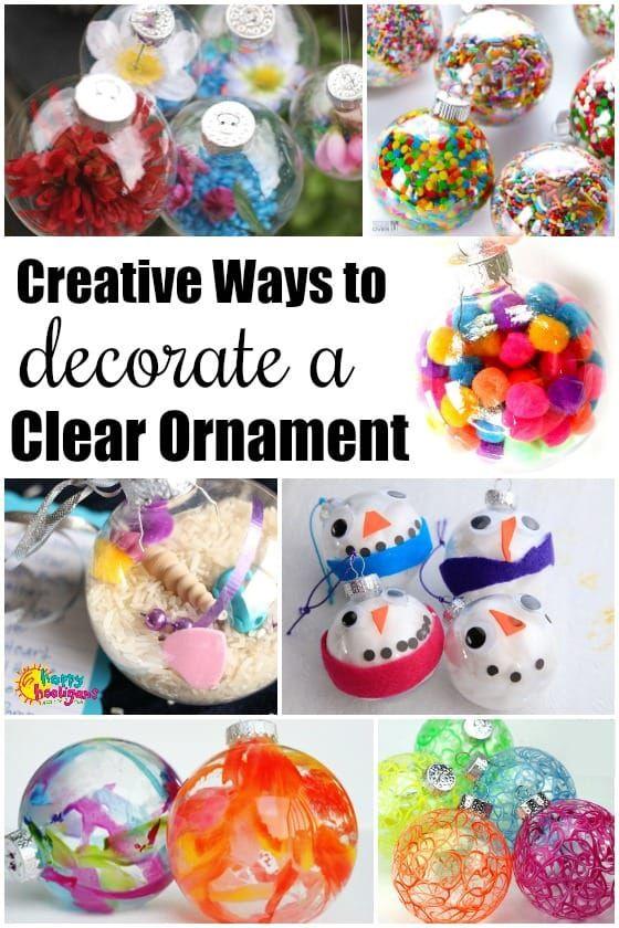 40++ Clear plastic ornaments craft ideas inspirations