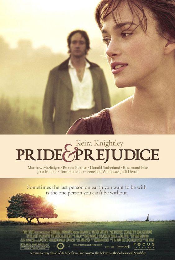 Pride and Prejudice (2005) | Orgueil et préjugés film, Film romantique, Film  d'amour