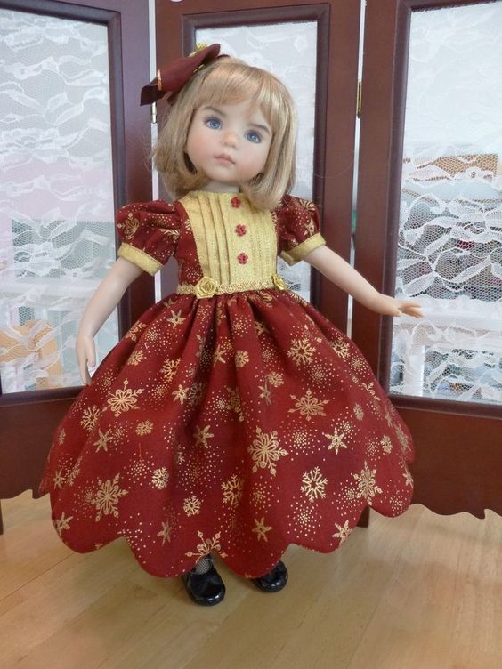 US $64.95 New in Dolls & Bears, Dolls, By Brand, Company, Character LOVE THIS DRESS!!!!!