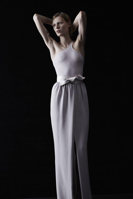 Lanvin Blanche 2014. Lanvin wedding dresses