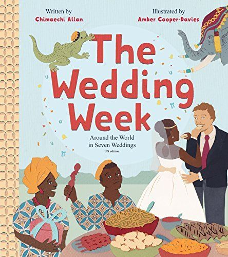 The Wedding Week (US Edition): Around the world in seven weddings by Chimaechi Allan, http://www.amazon.com/dp/B00UZIX77U/ref=cm_sw_r_pi_dp_oztsvb15CA9W1
