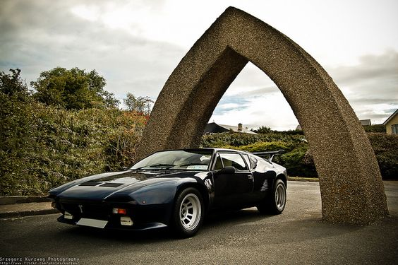 De Tomaso Pantera GT5S ahhhh one of my favorite cars (:(: