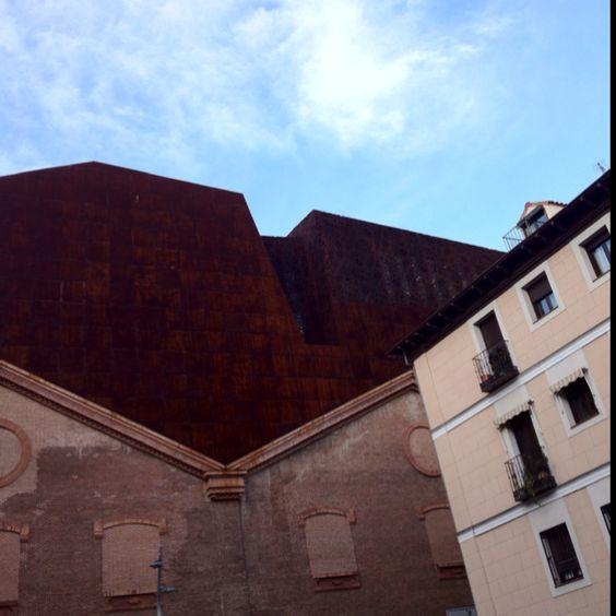 Caixa Museo Madrid,  Herzog & de Meuron.