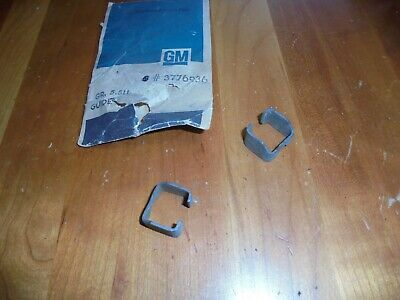 Details About Gm 1960 1961 Chevrolet 10 Series Clutch Guide Clips