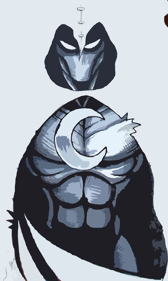 123 Best Moonknight Images On Pinterest Moon Knight Comics And