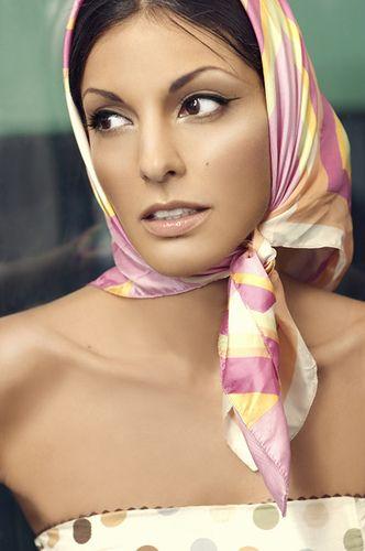 scarf | von in_satin