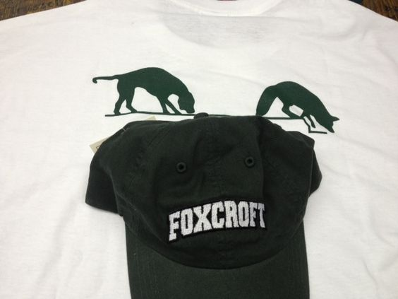 Foxcroft hat and t-shirt