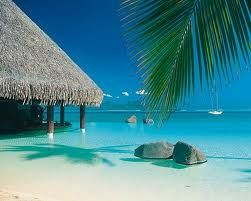 Tahiti- i want to be here right now...