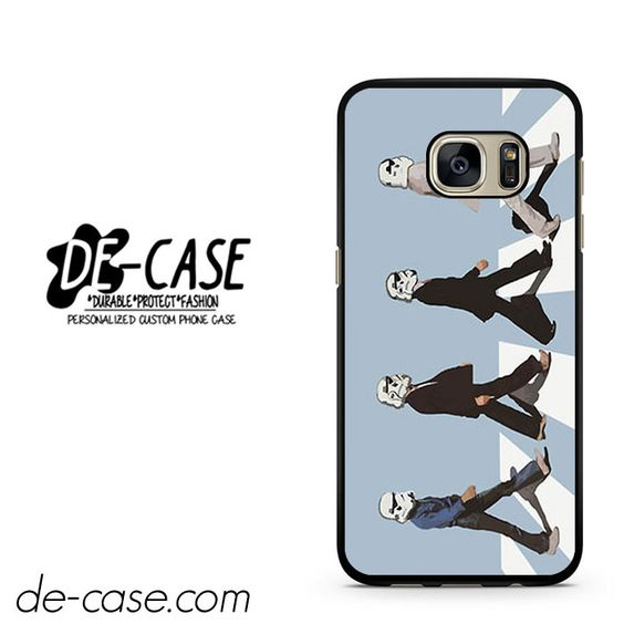 Abbey Road Darth Vader DEAL-201 Samsung Phonecase Cover For Samsung Galaxy S7 / S7 Edge