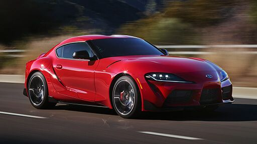 Going All Sporty The 2020 Toyota Supra Gr Toyota Supra Cars For Sale Used Cars Online