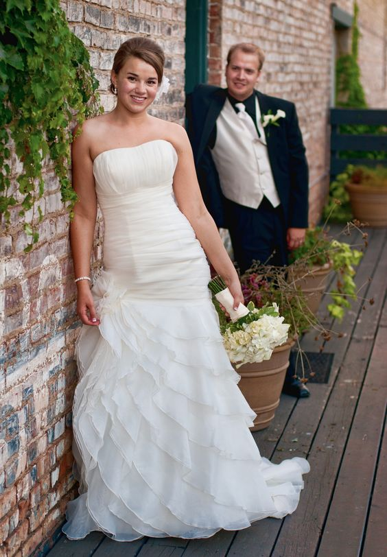 Allure Bridals Style 8705 - Wedding Photography: ImagesbyCarl