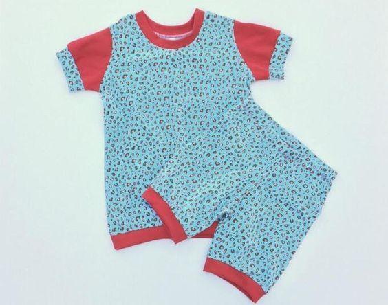 Summer Knit Pajama Pattern