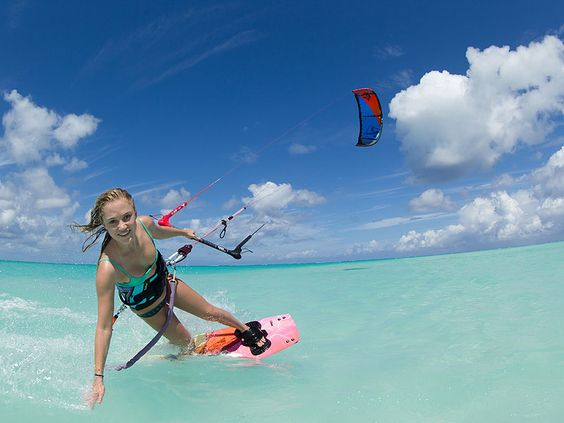 maika monroe kiteboarding - Google Search