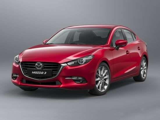 2018 Mazda Mazda3 Mazda Mazda3 Mazda Car