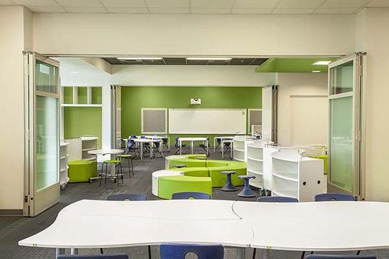 Culture Shift classroom furniture