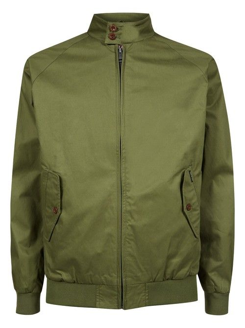It's On Sale: Ben Sherman Harrington Jacket Ben...