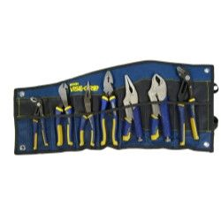 7 Piece IRWIN Traditional and Locking Pliers Set