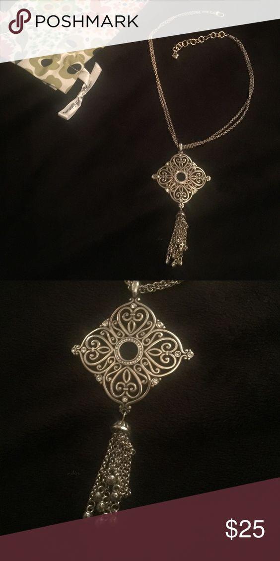 """18"""" Brighton necklace 18"""" necklace Brighton Jewelry Necklaces"""