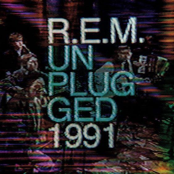 R E M Mtv Unplugged 1991 Vinyl 2lp