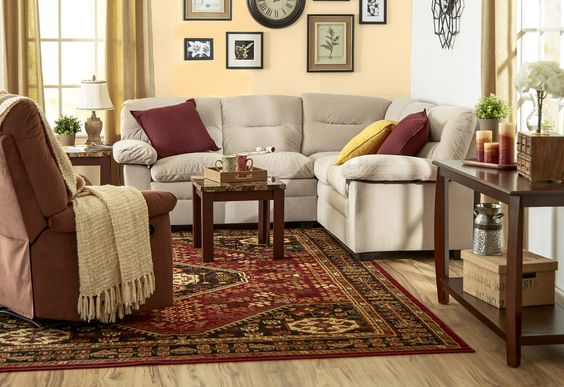 Andover Mills Sumter Sectional & Reviews | Wayfair