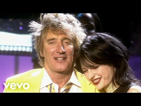 Rod Stewart I Don T Want To Talk About It From One Night Only