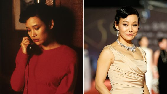 Twin Peaks Then & Now: Joan Chen starred as Josie Packard, the manipulative, femme fatale character who comes to own the Packard Sawmill after her husband Andrew's death in a boating accident and later a love interest for Sheriff Truman. Spoiler alert: she also shoots Agent Cooper and her soul becomes trapped in a doorknob.