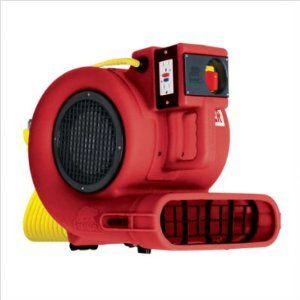 """Daisy Chainable"" Air Mover / Blower and Dryer in Red (Electronics)  http://kohlerapronsink.com/amazonimage.php?p=B0041PL1X0  B0041PL1X0"