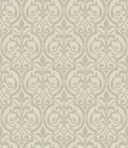Fleur de Lis.  A pattern that is timeless.  Can't imagine ever getting sick of it if done in moderation.