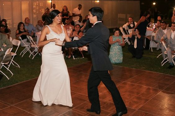 Pin for Later: This Amazing Multicultural Wedding Looks Like SO Much Fun