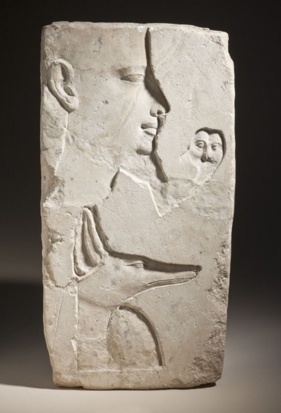 Artist's Trial Piece. Late Period, 26th Period, reign of Amasis or later, circa. 570-525 B.C.