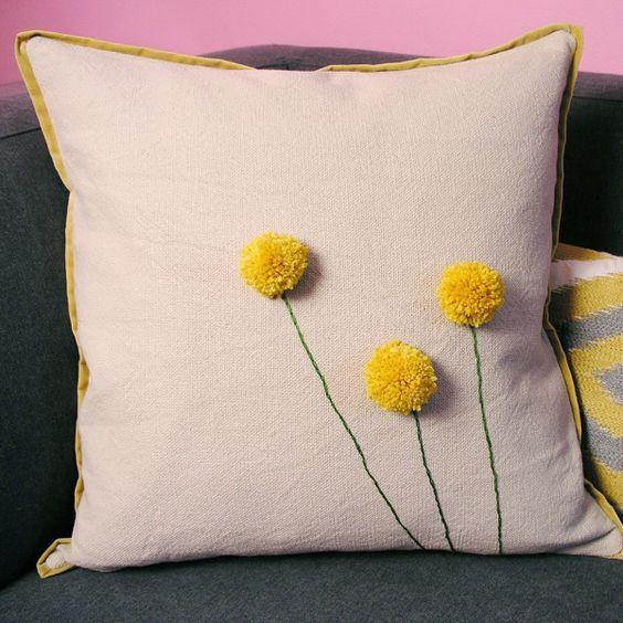 Step-by-Step Instructions: DIY Billy Ball Pillow By Brett Bara