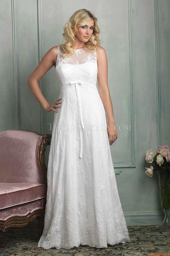 Vestidos de noiva Allure W334 Women 2014