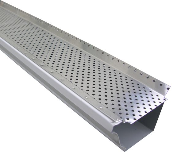 Interior Gutter Protection With Models And Excellent Material For Maximum Protection On Your Home Different Types Of Gutter Protection Systems Products Metal