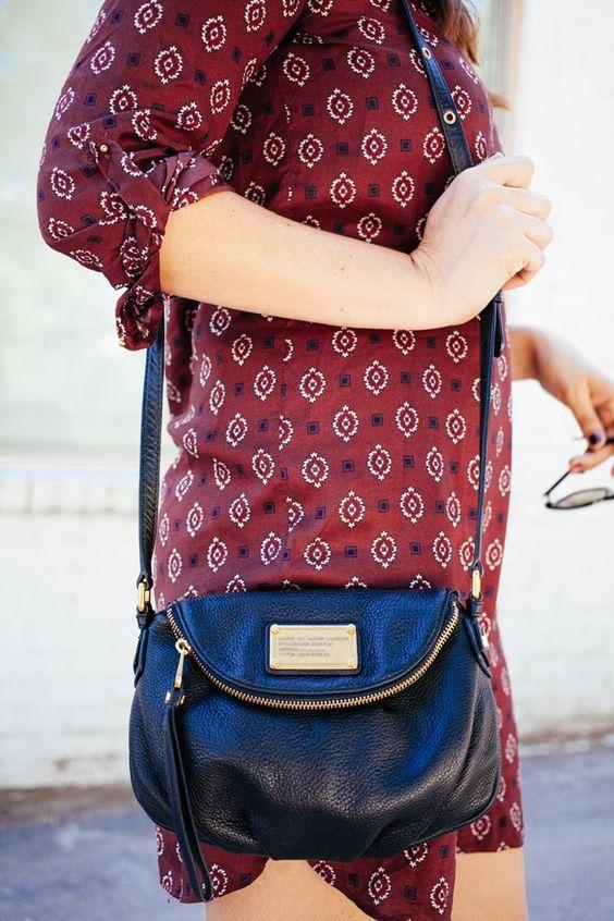 MARC BY MARC JACOBS 'Classic Q Natasha - Mini' Crossbody Flap Bag
