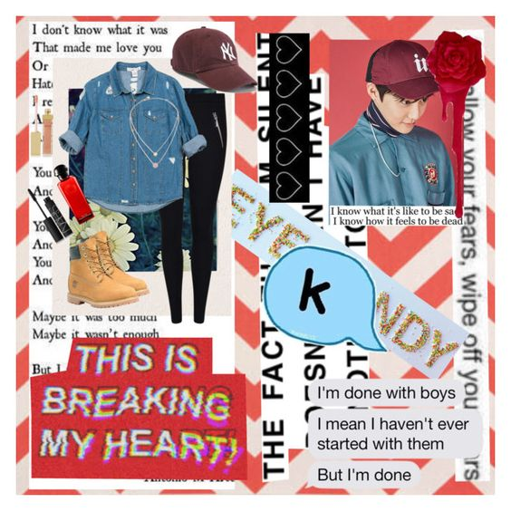 """Lucky One {Suho}"" by lulus-bacon ❤ liked on Polyvore featuring art, kpop, EXO and Suho"