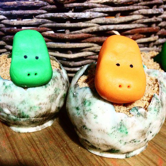 Ovos dinossauros